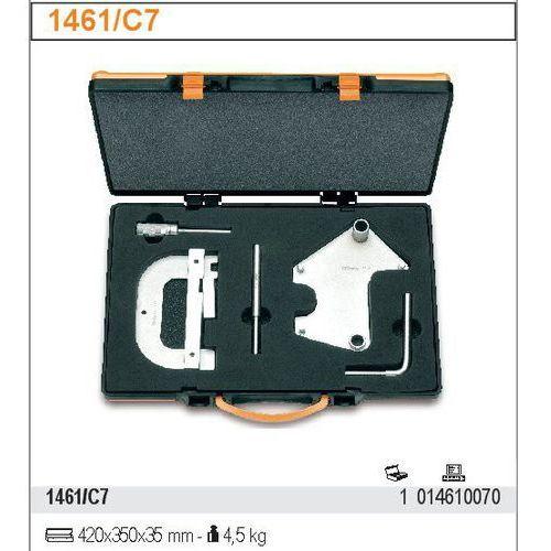 Zestaw narzędzi do blokowania i ustawiania układu rozrządu w silnikach diesla renault 1,4-1,6 16v, model 1461/c7 wyprodukowany przez Beta