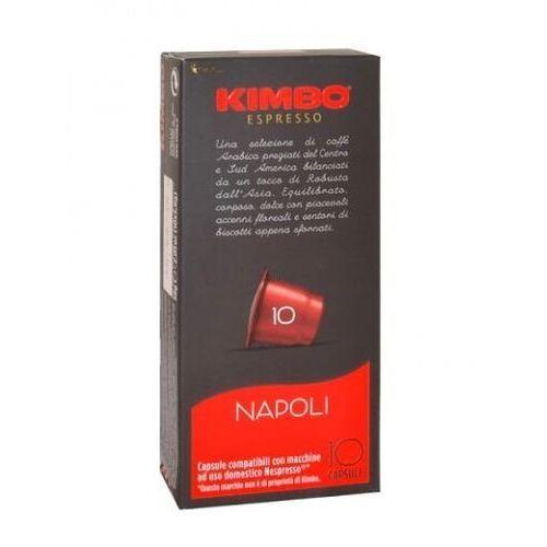 Kimbo Napoli Nespresso 10 x 10 kapsułek
