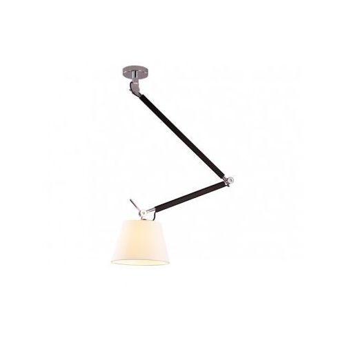 zyta m md2300-m wh lampa wisząca zwis 1x60w e27 biała + żarówka led za 1 zł gratis! marki Azzardo