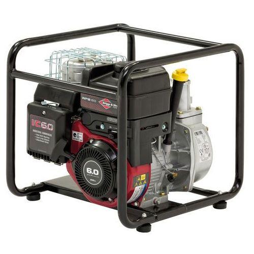 Motopompa do wody czystej b&s elite wp2-60 + olej + dostawa gratis! marki Briggs & stratton