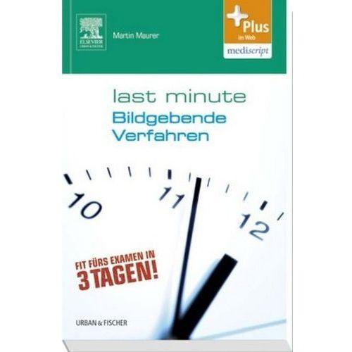 Last Minute Bildgebende Verfahren (9783437430640)