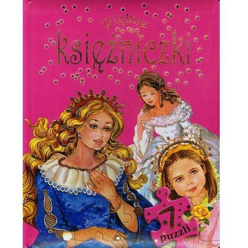 Piękne księżniczki 7 puzzli (2012)