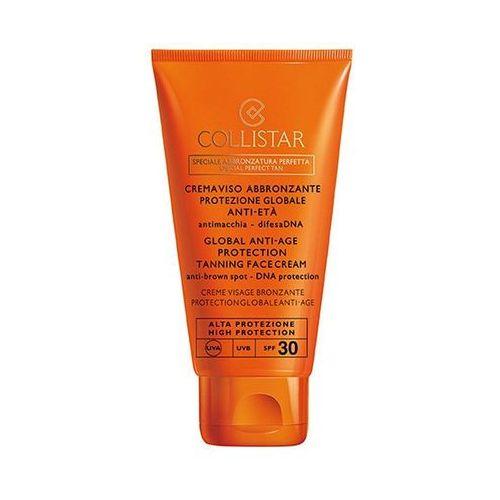 Collistar Tan Without Sunshine Face Self-Tanning Cream samoopalacz 50 ml dla kobiet