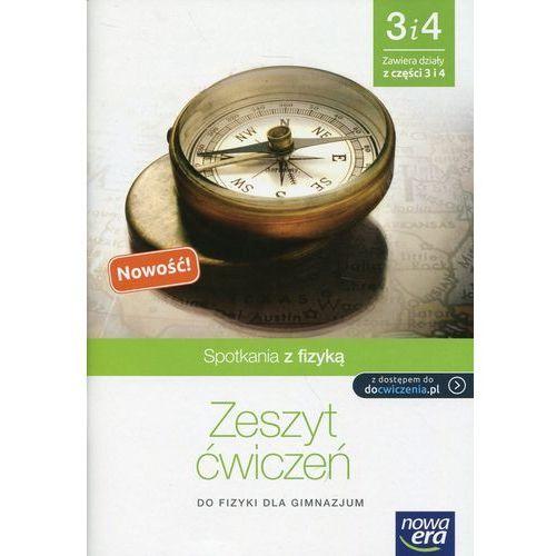 Spotkania z fizyką Część 3 i 4 Zeszyt ćwiczeń - Bartłomiej Piotrowski (9788326729201)