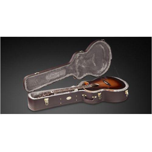 Framus fc 44 smv - vintage dark sunburst transparent high polish + eq gitara elektroakustyczna