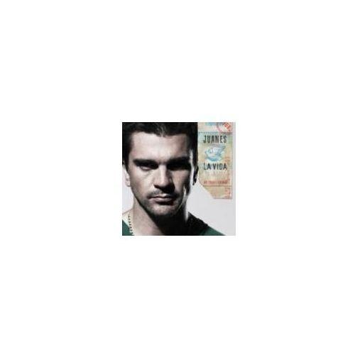 Universal music La vida es un ratico - juanes (płyta cd) (0602517473928)