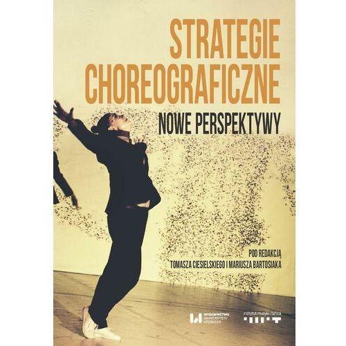Strategie choreograficzne - No author - ebook