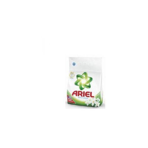 Ariel Proszek do prania białego White Flowers 2,8 kg (40 prań) (proszek do prania ubrań)
