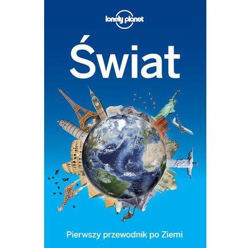 Świat [Lonely Planet] - Dostawa 0 zł, oprawa miękka