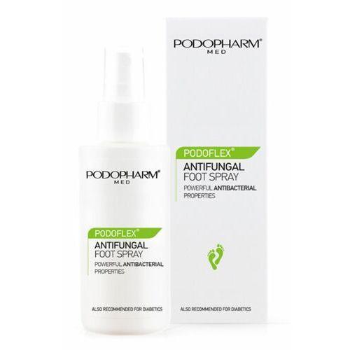podoflex antifungal foot spray przeciwgrzybiczy spray do stóp (100 ml) marki Podopharm