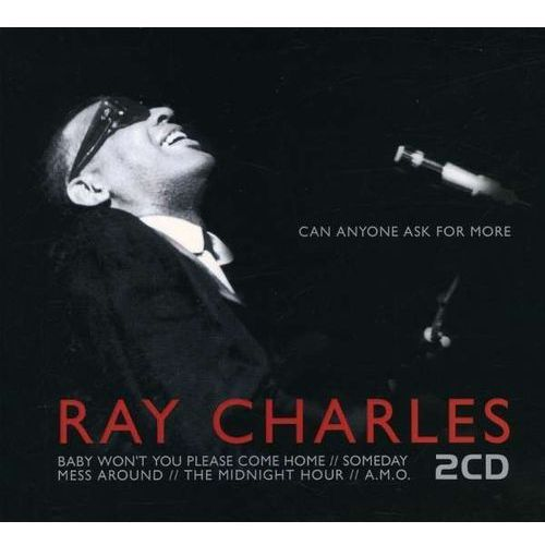 Membran Ray charles - can anyone ask for more? (2cd)