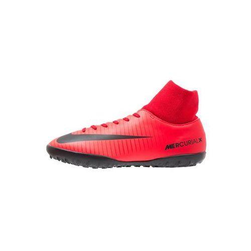 Nike Performance MERCURIALX VICTORY 6 DF TF Korki Turfy university red/black/bright crimson