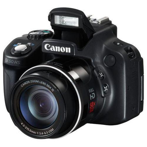 Canon PowerShot SX50 [zoom optyczny 50x]