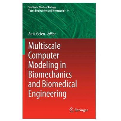 Multiscale Computer Modeling in Biomechanics and Biomedical Engineering