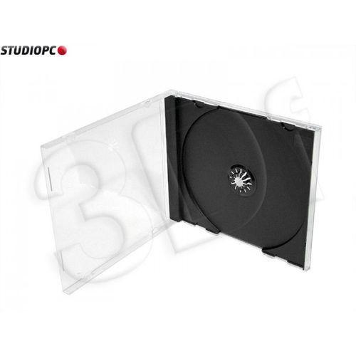 Pudełko na 1szt cd 10.4mm jewel case karton 200szt, marki No name