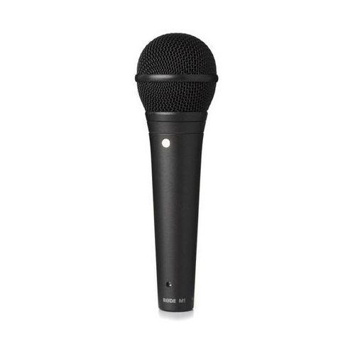 """Rode m1 - mikrofon dynamiczny -5% na pierwsze zakupy z kodem """"start""""! (0698813000845)"""