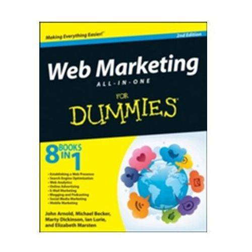 Web Marketing All-in-One For Dummies (9781118243770)
