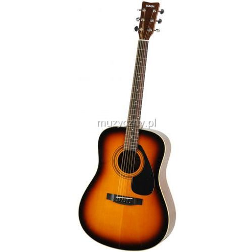 f 370 dw tabacco brown sunburst gitara akustyczna marki Yamaha