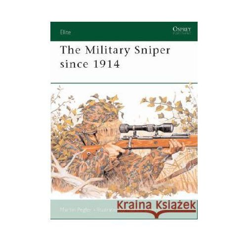 Military Sniper since 1914 (E.#68) (2001)