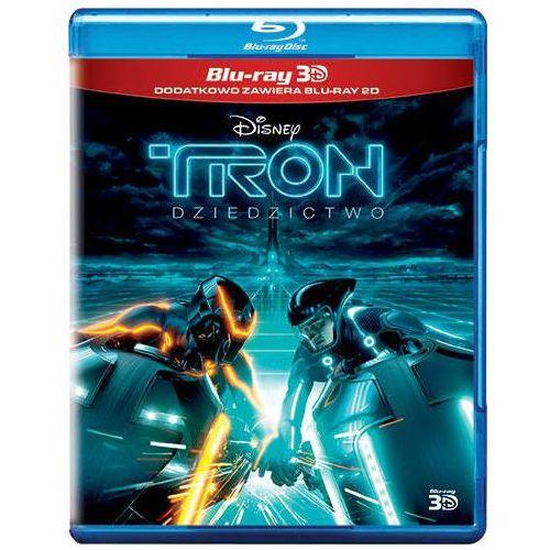 Tron: Dziedzictwo 3D (Blu-Ray) - Joseph Kosinski DARMOWA DOSTAWA KIOSK RUCHU