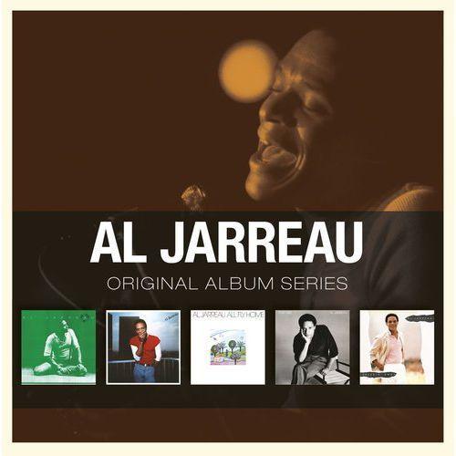 Warner music / rhino Original album series - al jarreau (płyta cd)