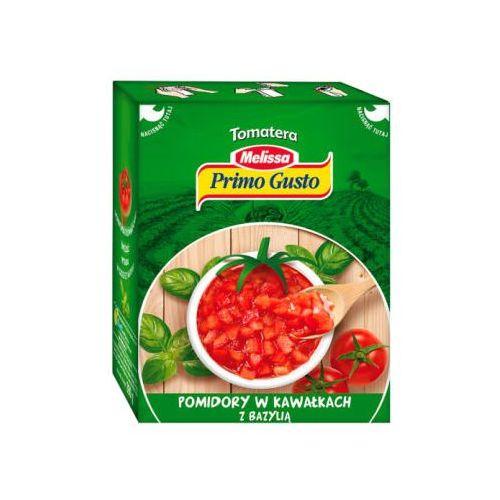 Melissa Pomidory w kawałkach z bazylią