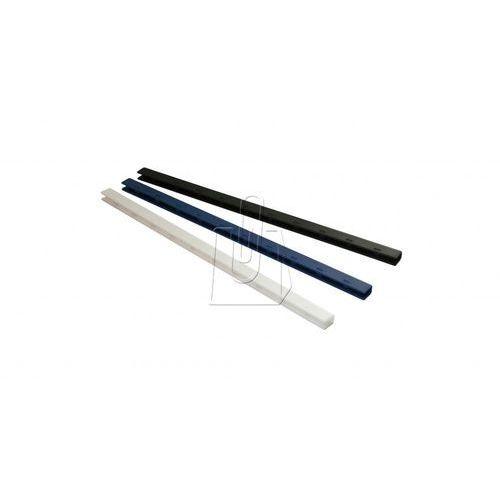 Listwy (grzbiety) zatrzaskowe Greenbindery 20mm 50 szt. czarne, 04789