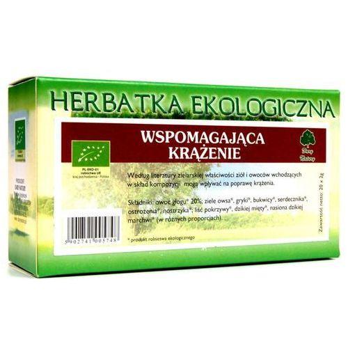 Herbata Wspomagająca Krążenie fix BIO 25*2g DARY NATURY (5903246861938)
