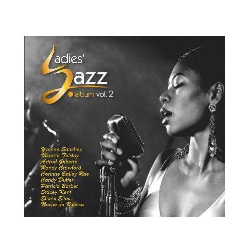 LADIES' JAZZ VOL. 2 (CD) (5051442237825)