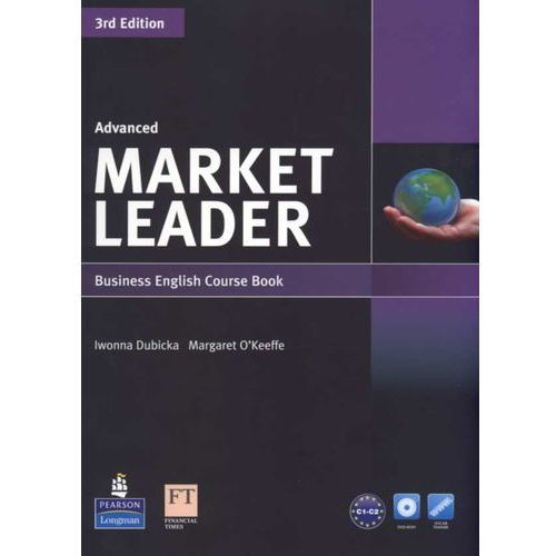 Market Leader Advanced Business English Course Book + Dvd (9781408237038)