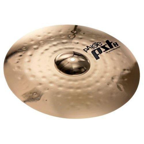 Paiste 17″ PST 8 Rock Crash talerz perkusyjny