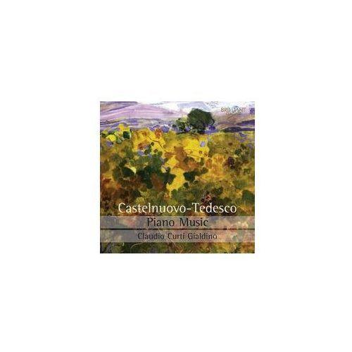 Brilliant classics Castelnuovo-tedesco: complete piano music