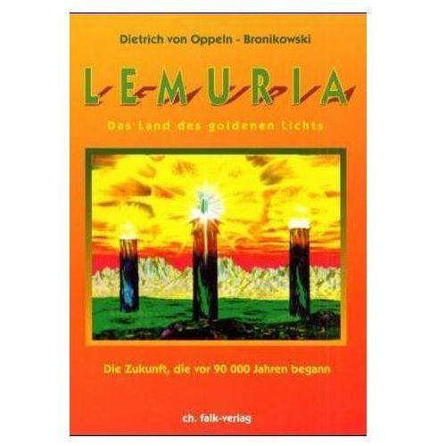 Lemuria Oppeln-Bronikowski, Dietrich von (9783895680298)