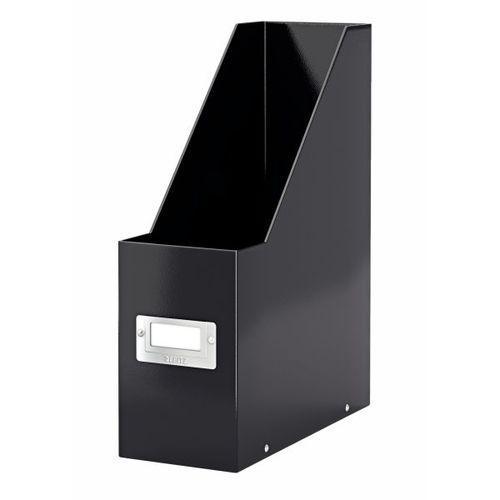 Pojemnik na dokumenty wow a4/10cm 6047-01 czarny marki Leitz