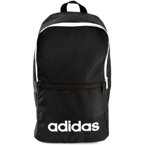 Plecak adidas Clsc M Mtlc FL4047 MetsilBlackWhite