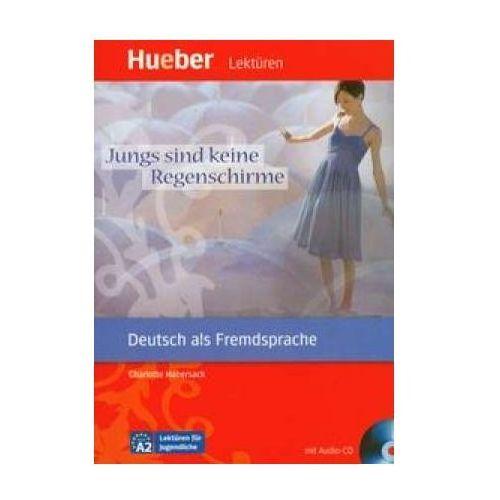 Jungs Sind Keine Regenschirme Książeczka z CD (9783193016720)