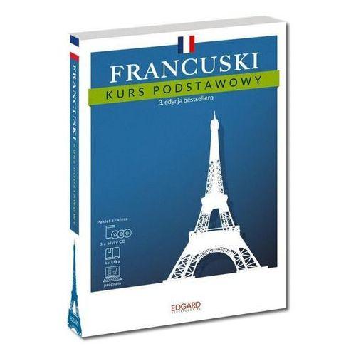 Francuski Kurs podstawowy + CD (208 str.)