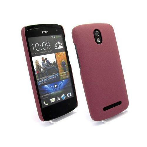 Etuo.pl Sandy case - htc desire 500 - etui na telefon - fioletowy