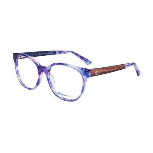 Okulary korekcyjne ribeira 04 marki Woodys barcelona