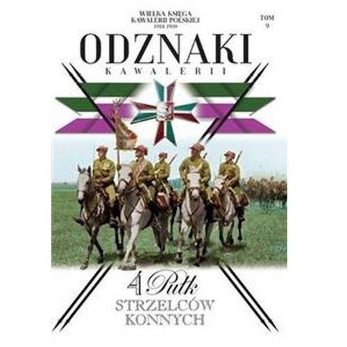 Wielka Księga Kawalerii Polskiej 1918-1939 Odznaki Kawalerii Tom 9 (48 str.)