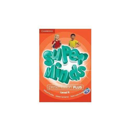 Super Minds 4 Presentation Plus DVD (Płyta DVD)