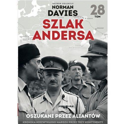 OSZUKANI PRZEZ ALIANTÓW SZLAK ANDERSA TOM 28, Edipresse Polska