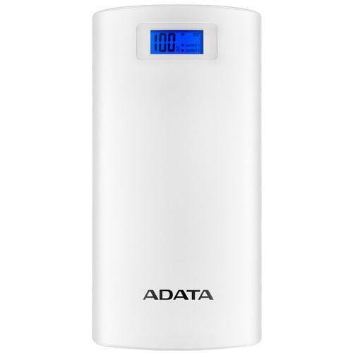 Adata Powerbank p20000d, 20000mah (ap20000d-dgt-5v-cwh)
