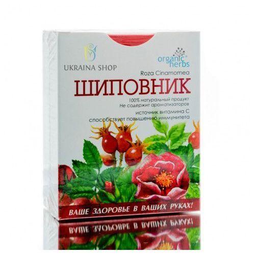 Fbt Dzika róża, owoce, 50 g organic herbs (4823015921988)