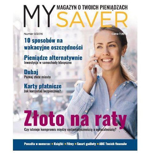 Magazyn Mysaver numer 0/2016 (wydanie papierowe)