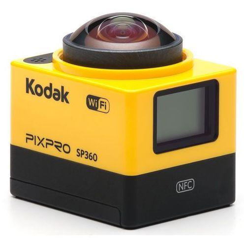 Kodak pixpro sp360 extreme pack - produkt w magazynie - szybka wysyłka!