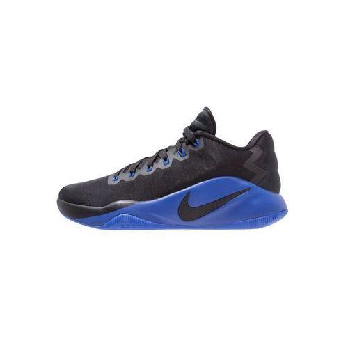 Nike Performance HYPERDUNK 2016 Obuwie do koszykówki black/game royal/dark grey, kolor czarny