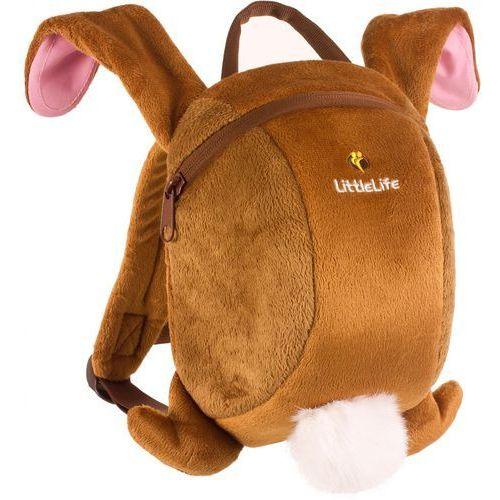 1b38375cb08e3 Plecaczek LittleLife Animal Pack Królik (5031863108409) 103,55 zł W  pakiecie:plecaczekodpinany pasek-smycz bezpieczeństwa z uchwytemZabawny i  atrakcyjnie ...