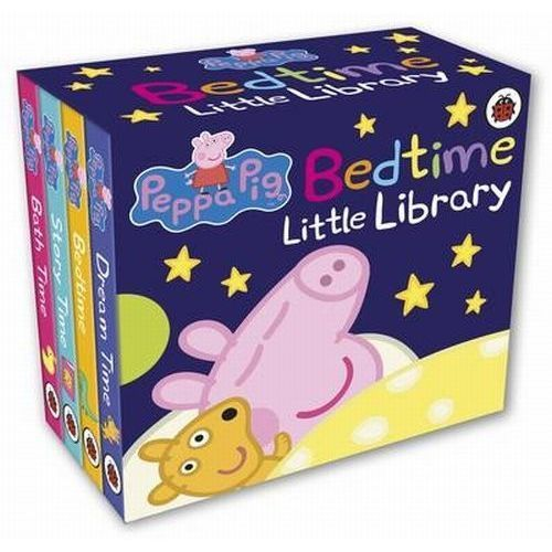 Peppa Pig Bedtime Little Library - Ladybird, praca zbiorowa
