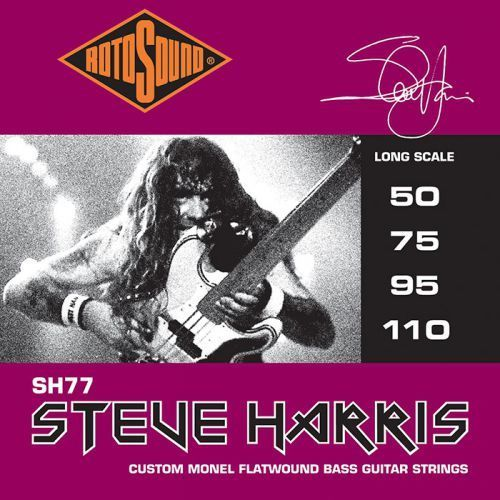 sh77 struny do gitary basowej 50-110 marki Rotosound